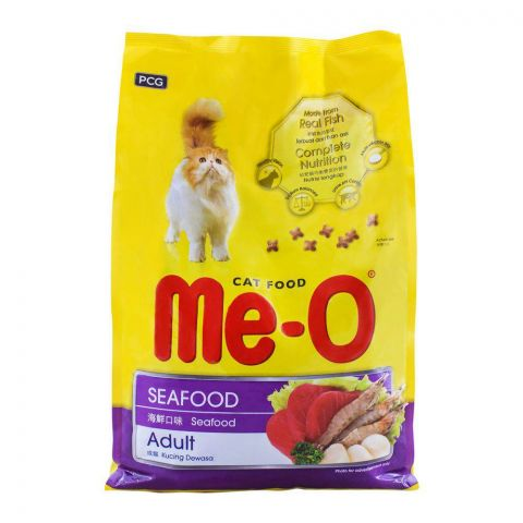 Me-O Adult Seafood Cat Food 3.0 KG