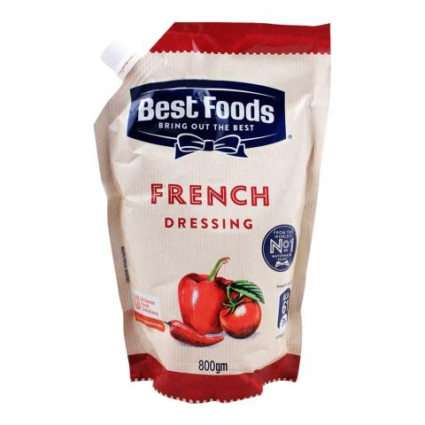Best Foods French Dressing, 800g