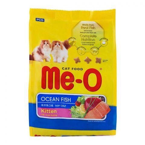 Me-O Kitten Ocean Fish Cat Food 400g