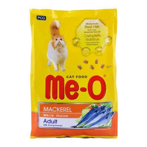 Me-O Adult Mackerel Cat Food 1.2 KG