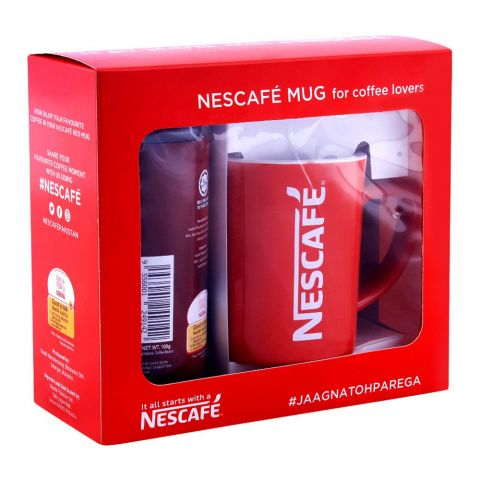 Nestle Nescafe Classic Coffee 100g Mug Pack