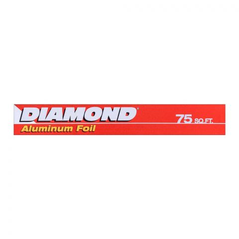 Diamond Aluminum Foil 75 Sq. Ft.