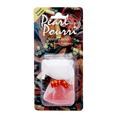 Pearl Pourri Scented Beads, Flower Garden