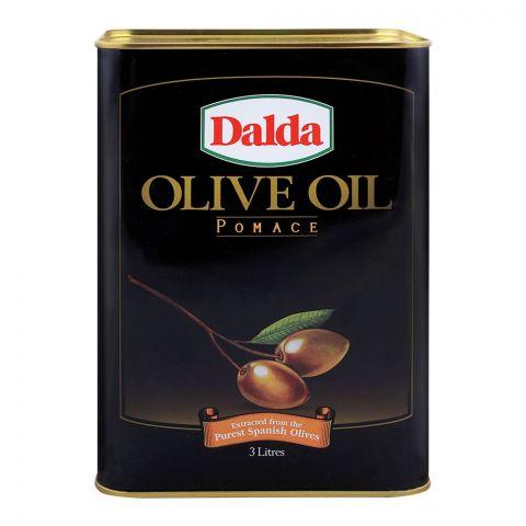 Dalda Pomace Olive Oil 3 Litres