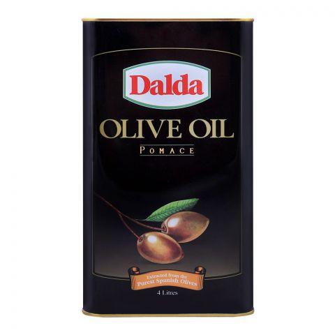 Dalda Pomace Olive Oil 4 Litres