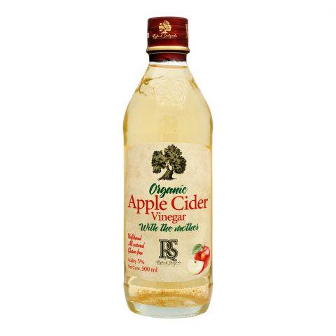 RS Organic Apple Cider Vinegar, 500ml