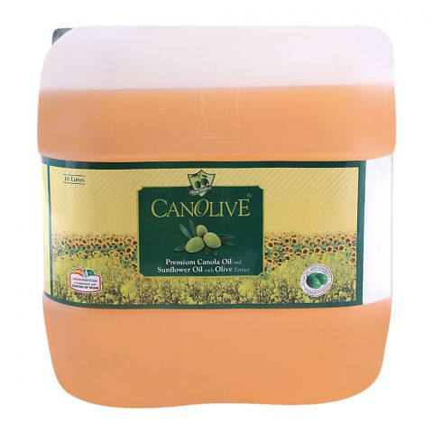 Canolive Oil 16 Litres Can