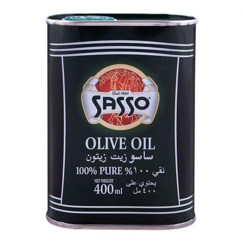 Sasso Olive Oil 400ml