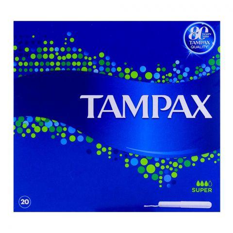 Tampax Super 20-Pack