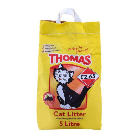 Thomas Cat Litter 5 Litre