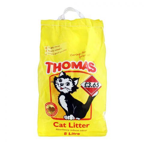 Thomas Cat Litter, 8 Liters