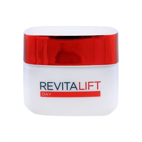 L'Oreal Paris Revitalift Moisturizing Day Cream, Anti-Wrinkle Cream, Intense Action, 50ml