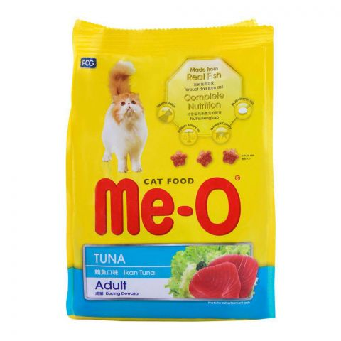 Me-O Adult Tuna Cat Food 450g