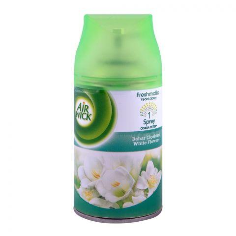 Airwick Freshmatic Refill, White Flower Freshener 250ml