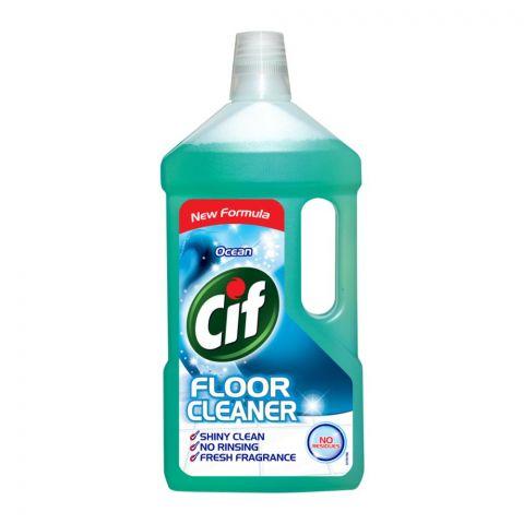 Cif Floor Ocean Floor Cleaner, 1000ml
