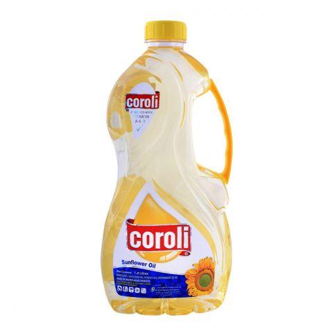 Coroli Sunflower Oil 1.8 Litres