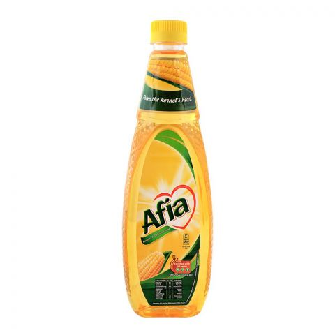 Afia Corn Oil 0.75 Litres