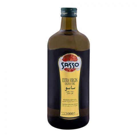 Sasso Extra Virgin Olive Oil Bottle 1000ml