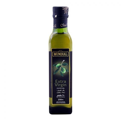 Mundial Extra Virgin Olive Oil 250ml