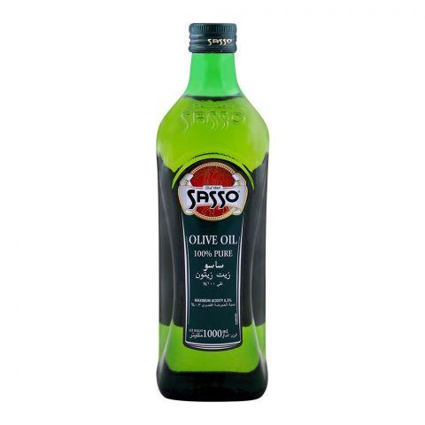 Sasso Olive Oil 1000ml Bottle