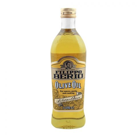 Filippo Berio Olive Oil, For Sauces Pasta and Cooking, 1 Liter