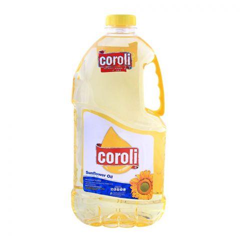 Coroli Sunflower Oil 3 Litres