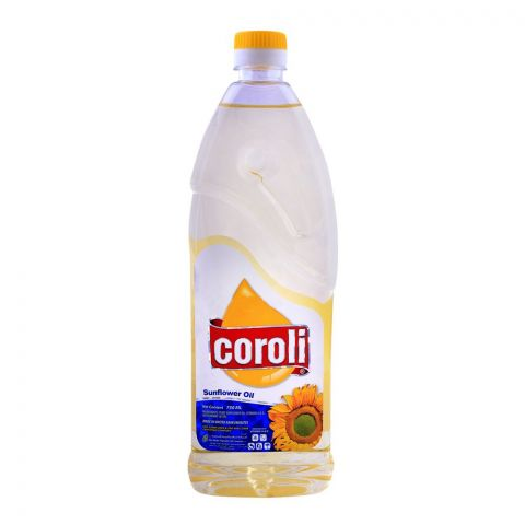 Coroli Sunflower Oil 750ml