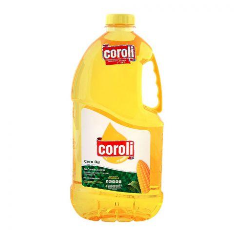 Coroli Corn Oil 3 Litres