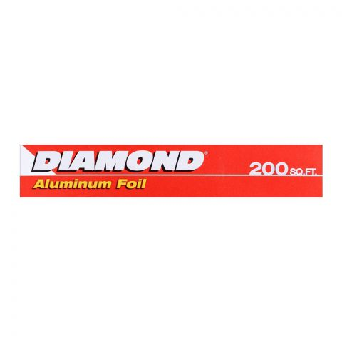 Diamond Aluminum Foil 200 Sq. Ft.