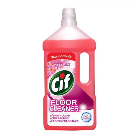Cif Floor Wild Orchid Floor Cleaner, 1000ml