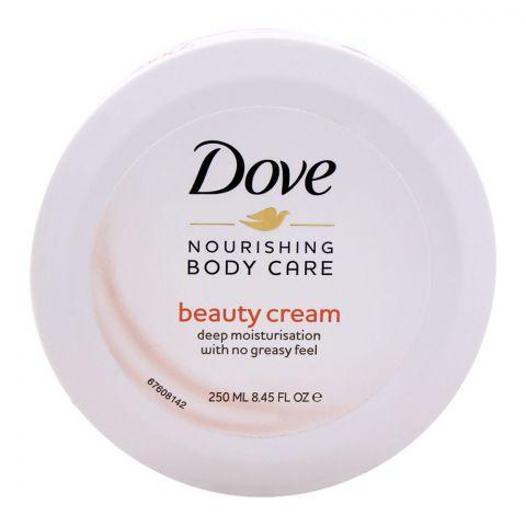 Dove Nourishing Body Care Beauty Cream, 250ml