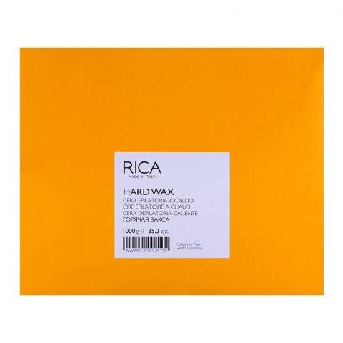 RICA Lemon Hard Wax 1000gm