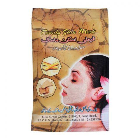 Jabis Family Skin Mask, Sandalwood & Multani Matti, 40g