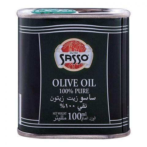 Sasso Olive Oil 100ml