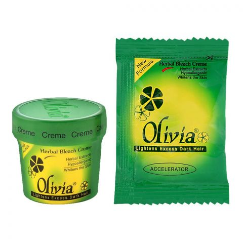 Olivia Herbal Extracts Bleach Cream