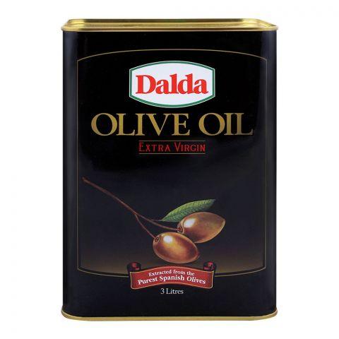 Dalda Extra Virgin Olive Oil 3 Litres