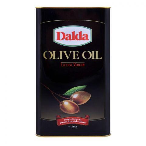 Dalda Extra Virgin Olive Oil 4 Litres