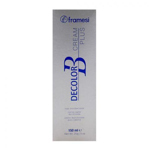 Framesi Decolor B Cream Plus Hair Bleaching Cream 150ml