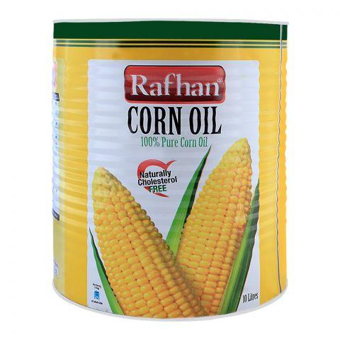 Rafhan Corn Oil 10 Litres Tin