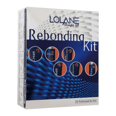 Lolane Rebonding Kit, Small