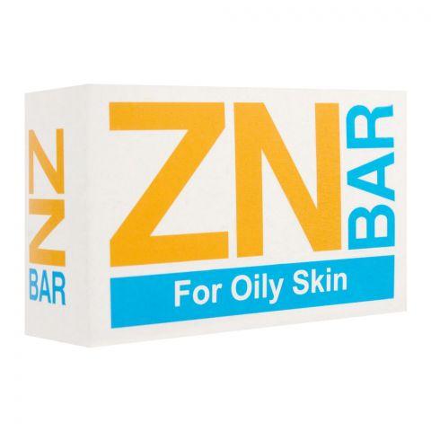 Derma Techno ZN Soap Bar, For Oily Skin, 90g