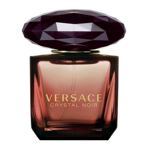 Versace Crystal Noir Eau De Parfum, Fragrance For Men, 90ml