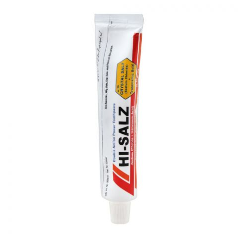 Hi-Salz Sodium Chloride + Tranexamic Acid Toothpaste, 100g