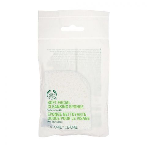 The Body Shop Soft Facial Cleansing Sponge