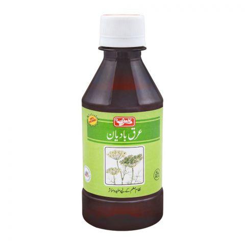 Qarshi Arq Badian Syrup, 240ml