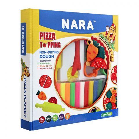 Nara Pizza Topping Non-Drying Dough, 3+ Years, NDD-Pizza