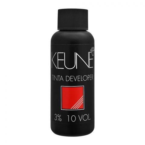 Keune Tinta Developer 3% 10 Vol, 60ml