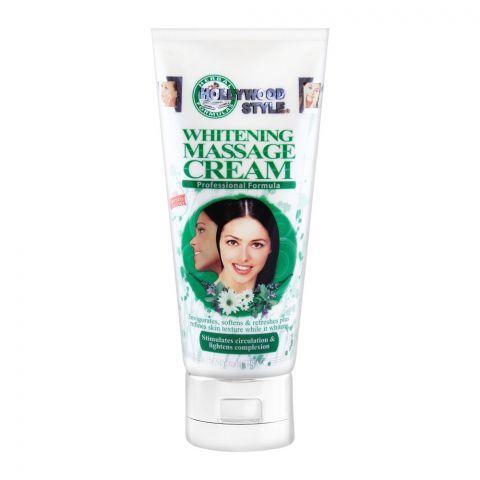 Hollywood Style Whitening Massage Cream 150ml