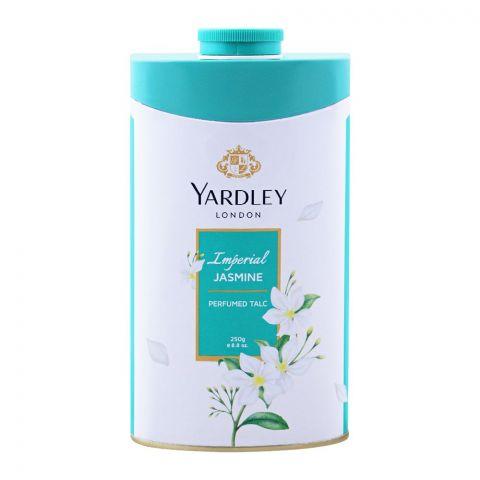 Yardley Imperial Jasmine Perfumed Talcum Powder, 250g