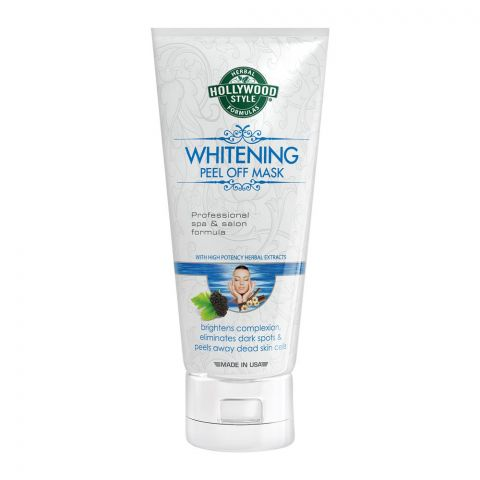 Hollywood Style Whitening Peel Off Mask 150ml